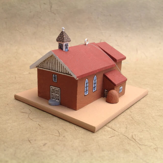 ARROYO SECO CHURCH MODEL