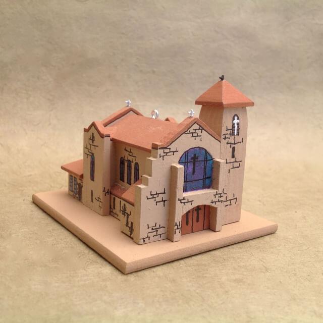 MESCALERO CHURCH MODEL