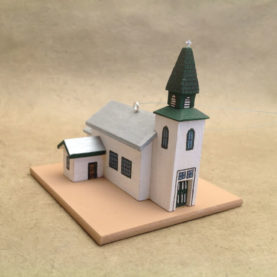 SAN PATRICIO, ROSWELL, CHURCH MODEL