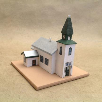 SAN PATRICIO, ROSWELL, CHURCH MODEL