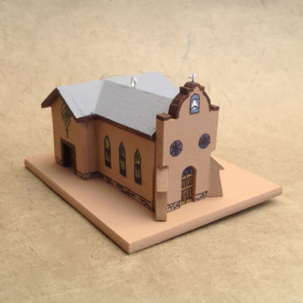 ROSARIO CHAPEL CHURCH MODEL