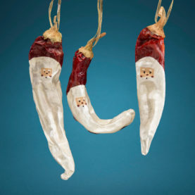 Chile Ornaments