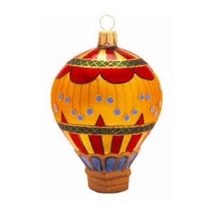 glass hot air balloon circus2