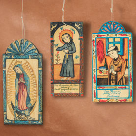 Retablo Ornaments