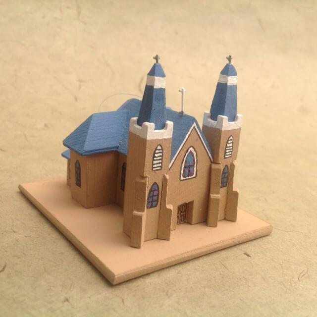 ALAMEDA CHURCH MODEL