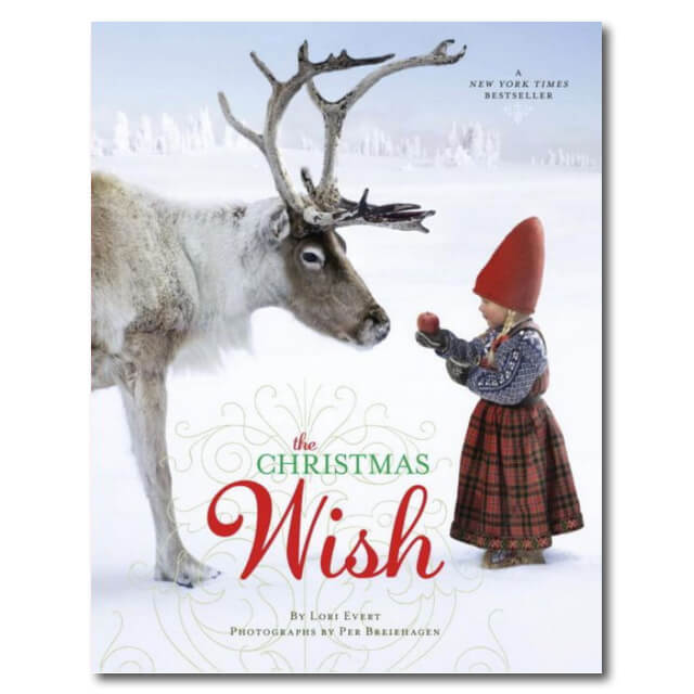 THE CHRISTMAS WISH BY LORI EVERT AND PER BREIEHAGEN