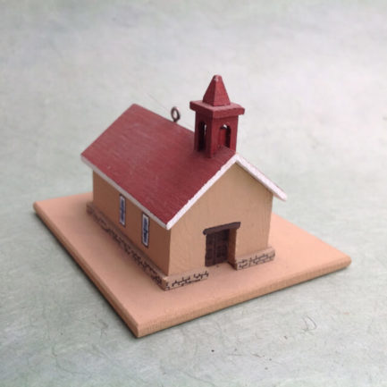 CABEZON CHURCH MODEL