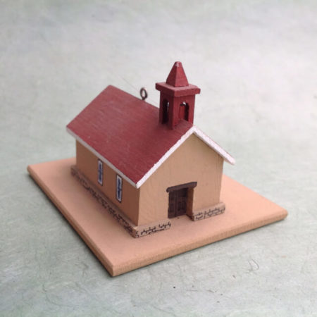 CABEZON CHURCH MODEL
