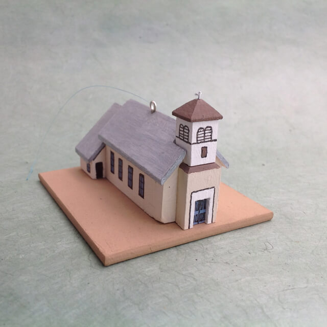 LINCOLN CHURCH MODEL