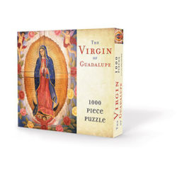 THE VIRGIN OF GUADALUPE PUZZLE