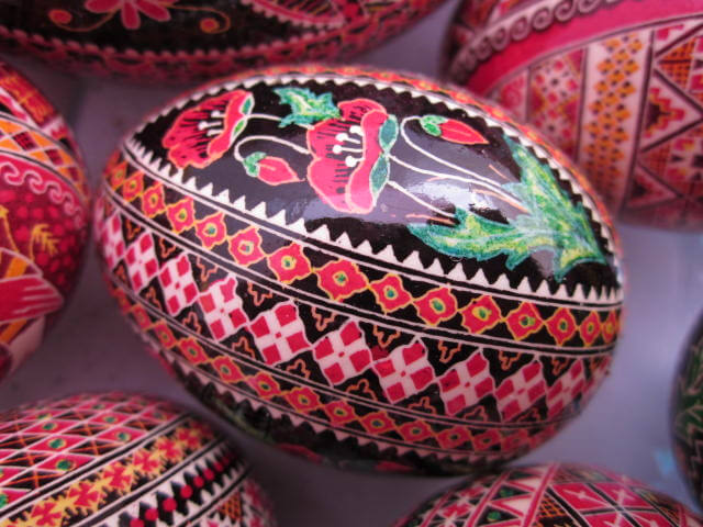 Pysanky Free Demonstration