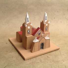 SAN FELIPE DE NERI CHURCH MODEL