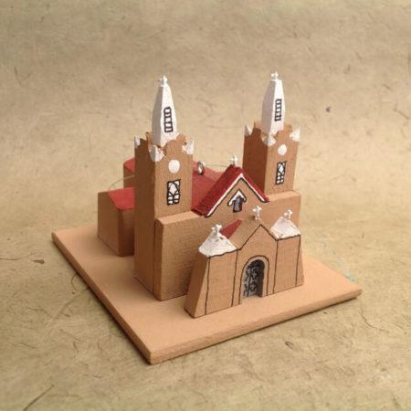 SAN FELIPE DE NERI CHURCH MODEL