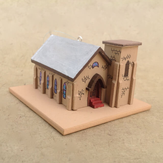 HOLY FAITH CHURCH MODEL