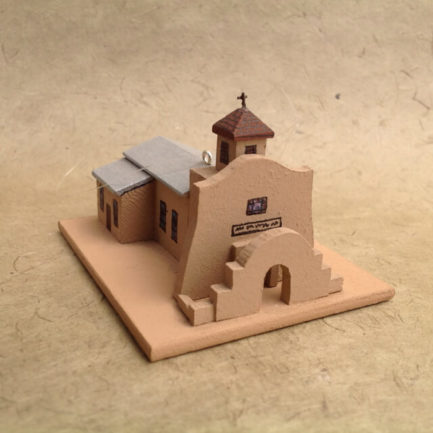 MOUNT CARMEL CHURCH MODEL