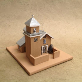TRUCHAS CHURCH MODEL
