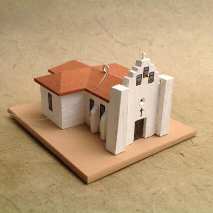 TULAROSA CHURCH MODEL