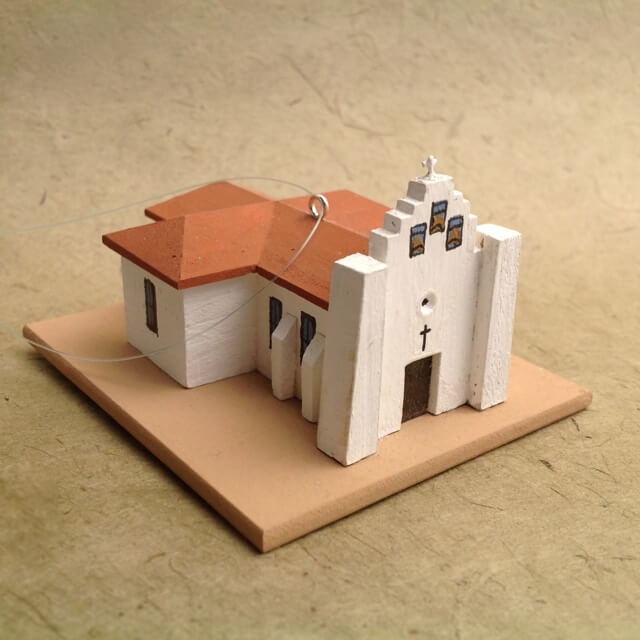 TULAROSA CHURCH MODEL