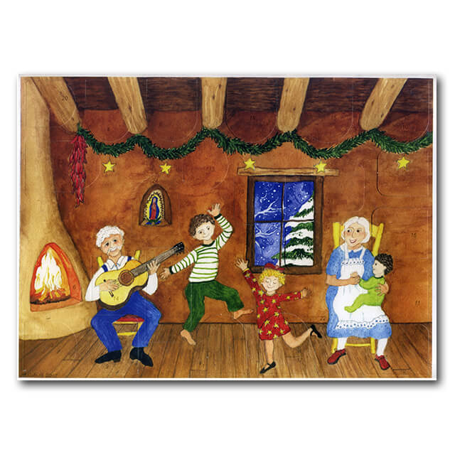 RHYTHM AND RHYME ADVENT CALENDAR