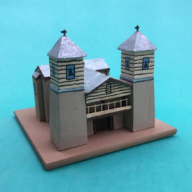 TOME CHURCH MODEL