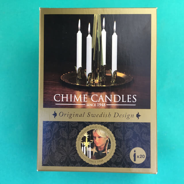 CANDLES FOR ANGEL CHIMES