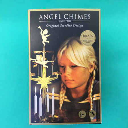 SWEDISH ANGEL CHIMES